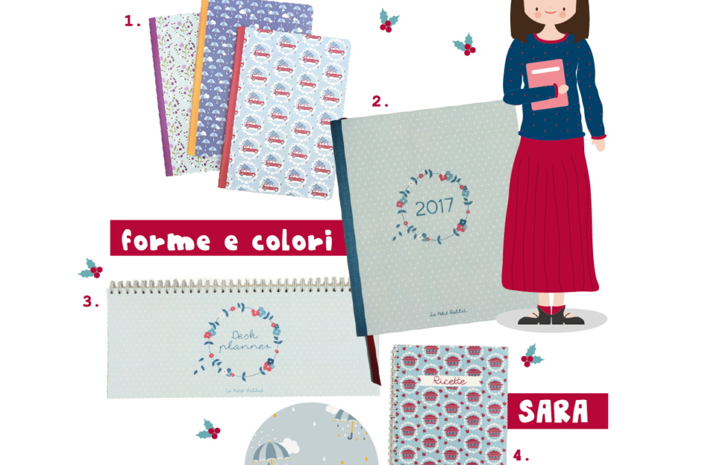 Le Nataline: Wish List di Natale per Paper Lovers