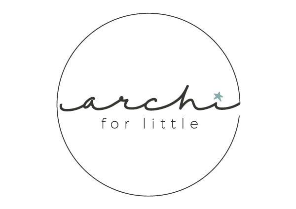 Archi for little: re-design di un logo
